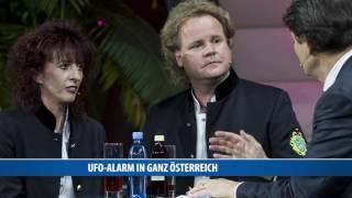 UFO-Alarm in ganz Österreich