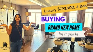 New Build $792,900 2200sqft Detached Home | Are We Buying a House, again?  | House Tour Canada