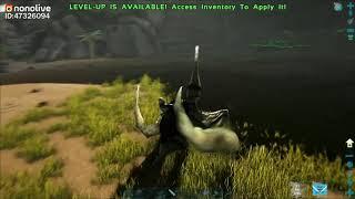 (ARK PVP Online #1) Cả Team Hợp Sức Xây Bẫy Bắt Khủng Long Bạo Chúa Giganotosaurus 🥳