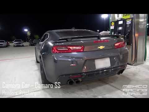 C6 & Procharged Camaro