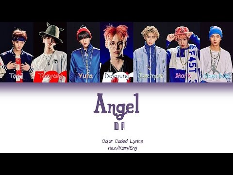 Download NCT127- Angel Color Coded Lyrics [Han/Rom/Eng] by spardyeol28