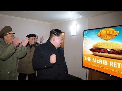 Foods NOT Allowed in North Korea