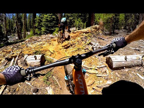 The Sweet Taste of Jank    Mountain Biking the Silver Fork of the American River