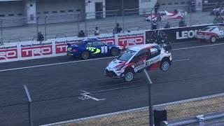 WRC ヤリス 富士でジャンプ!