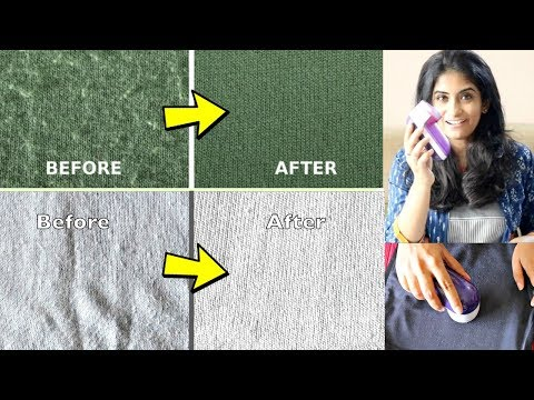 This Product can Remove Fuzz Balls/Pilling from Your Clothes in Few Minutes [Hindi] |Slick and Natty