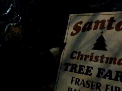 Santa's Christmas Tree Farm-Bronte, Oakville, Canada