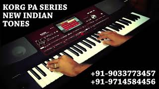 First look and Unboxing of KORG Pa 1000    hindi - The Most Popular