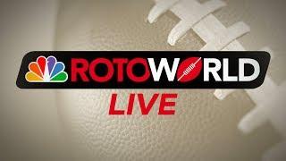 Fantasy Football Advice: NFL Week 14 PLAYOFF Q&A | ROTOWORLD LIVE