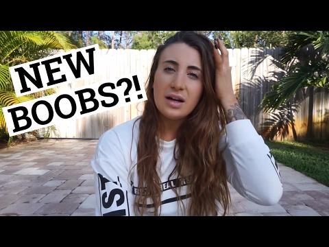 I'm Getting a BOOB JOB?! || NOT Clickbait