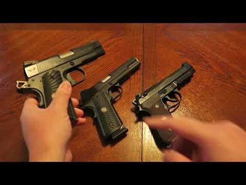 Carrying an Expensive Handgun