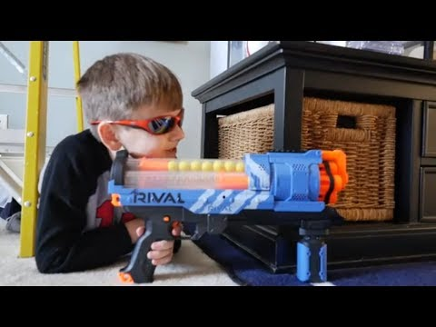 Nerf: Who's better Boys or Girls?