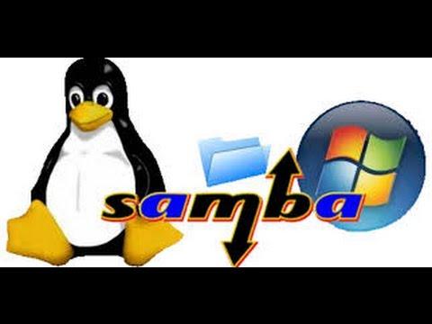 create a network share via Samba using the CLI (Command-line interface/Ubuntu)
