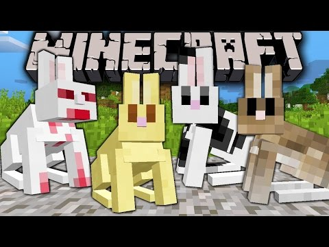 How To Get a Pet Rabbit in The Minecraft pe Lifeboat for FREE!