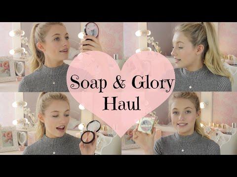 Soap & Glory Haul   Freddy My Love