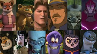 Defeats of My Favorite DreamWorks Villains Part 3