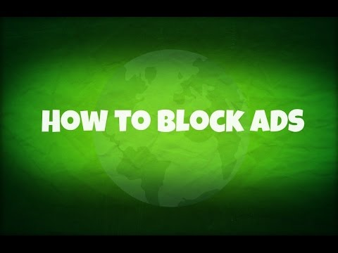 How To Block Ads While Browsing