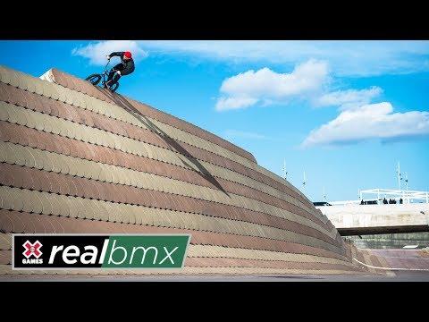 Corey Martinez: Real BMX 2018   World of X Games
