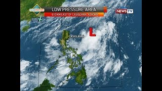 Download QRT: Weather update as of 5:58 p.m. (June 24, 2019) Video