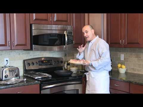 Honey Ginger Veal Chop