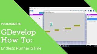 GDevelop 5 Starter Tutorial | The basics - PakVim net HD