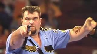 "WWF Big Boss Man Custom Titantron ""Hard Times"""