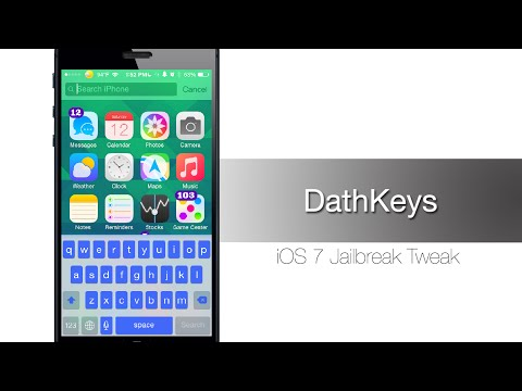 DathKeys allows you to change every color aspect of your keyboard - iPhone Hacks