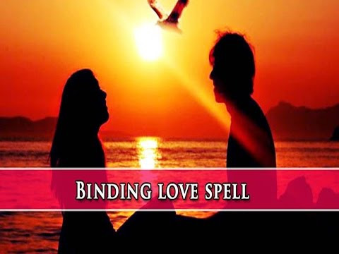 This spell will bind you and your partner in love for entire life