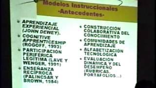 """""""Constructivismo sociocultural y Cognición situada"""" por la Dra. Frida Diaz Barriga"""