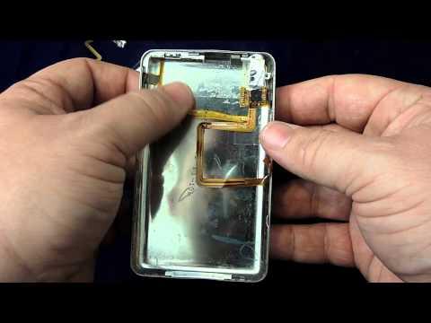 iResQ Self Repair Apple 5th Gen iPod (headphone jack/lock switch)