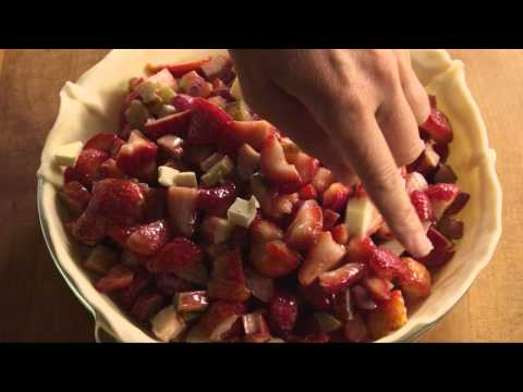 How to Make Strawberry Rhubarb Pie | Strawberry Rhubarb Pie Recipe | Allrecipes.com