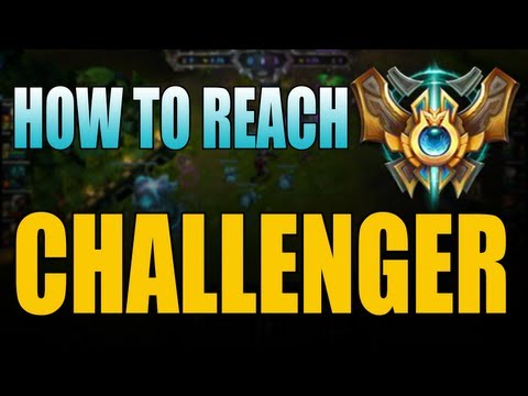 How to get to Challenger Division in League of Legends