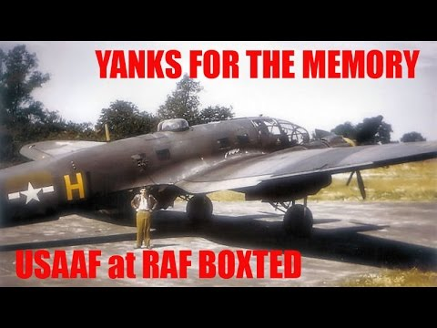 CRHnews - Air Gunner sold Spitfires for £25 at RAF Boxted
