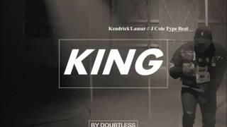 Kendrick Lamar // J Cole Type Beat - King (prod By Doubtless)