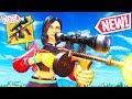 NEW SCOPED DRUM GUN Fortnite Funny WTF Fails And Daily Best Moments Ep1108