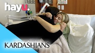 Things Get Emotional After Khloe