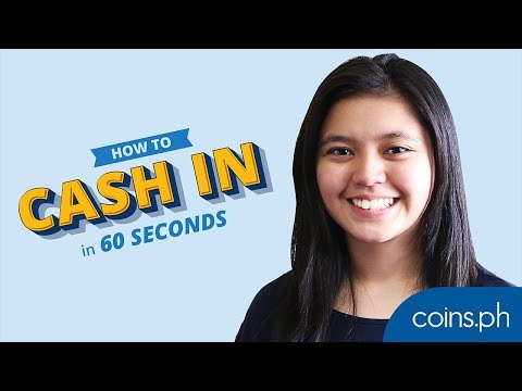Cash in funds to your Coins.ph wallet! Pem teaches you how in 60 secs (convenient!)