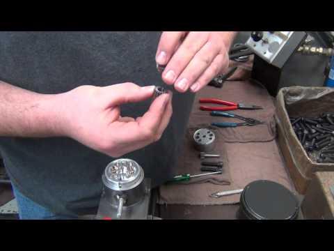 Hydraulic Paving Vibrator: Hydraulic Motor Repair