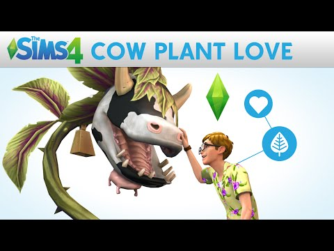 The Sims 4: Cow Plant Love - Weirder Stories Official Trailer