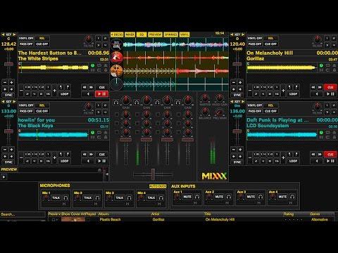 Mixxx Setup to Broadcast Online Radio