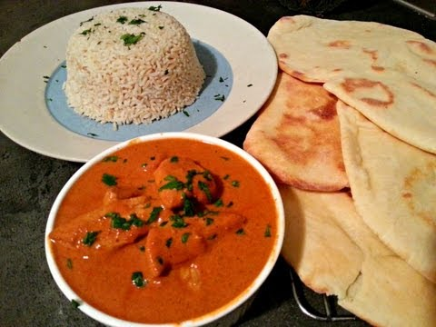 How to Make Authentic Butter Chicken