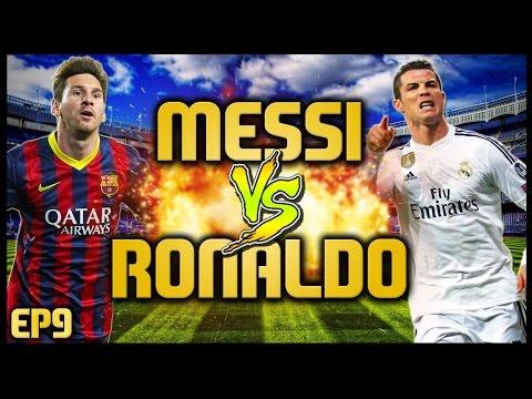 MESSI VS RONALDO #9 - FIFA 15 ULTIMATE TEAM