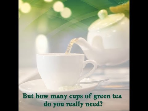 How Much Green Tea You Should Consume In A Day?