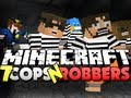 Minecraft Cops and Robbers 7 - DERP!! (Sky, Jerome, Husky and Deadlox) mp3