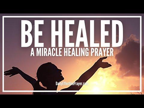 Prayer For Healing Sickness - Healing Prayer For The Sick
