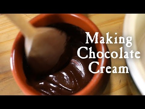 Let's Make Chocolate Cream! Recorded Live