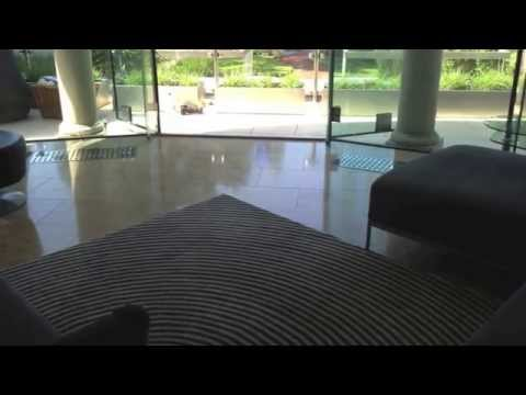 Limestone Floor and Grout Restoration