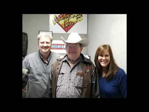 Dusty Richards Interview on Kicker 102.5 with Jim & Lisa from 2017
