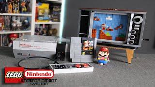 Lego Nintendo Entertainment System Review