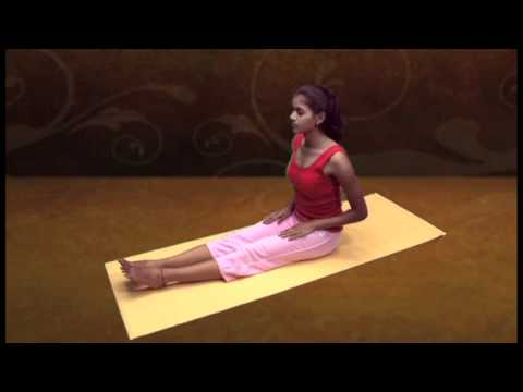 How To Digest Food with Easy Yoga Exercises