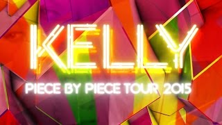 Kelly Clarkson - Darien Lake NY - Piece By Piece Tour